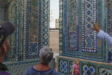 Surrounded, Shah-i-Zinda, Samarkand