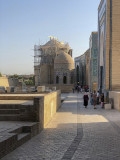 Restoration, Shah-i-Zinda, Samarkand