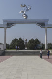 Monuments to independence, Tashkent