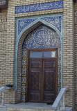 Mausoleum door, Shayhantaur Memorial Complex, Tashkent