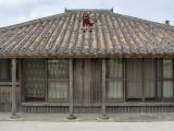 Traditional house, Taketomi Island