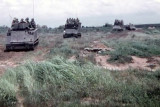 2/2nd Infantry (Mech) on the move, mid-'67