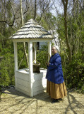 lady at well
