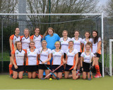 Swansea Ladies 3s Hockey v Llan Away April 2018