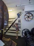 Giant chain saws