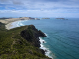 The very tip of New Zealand