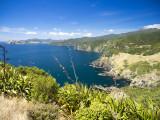 View south towards Stony Bay
