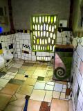 Hundertwasser Loo - men's side
