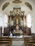 baroque village church