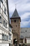 Hirschhorn fortified church