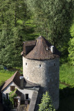 Little tower on the City Wall of Sulzbach