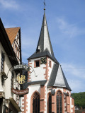 Neckarsteinach old city