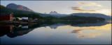 Midnight sun panorama......