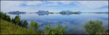 Panorama from Steigen,northern Norway.....