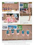 Rhythmische Gymnastik - Gruppenstaatsmeisterschaften 2017