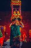 Dance performance, Navratri