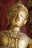 Buddha effigy