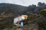 Laban Rata Resthouse at 3273m ASL, below the summit plateau of Mt Kinabalu