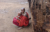 Tanzania, Maasai, January 2003