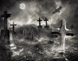 Mysterious Cemetery