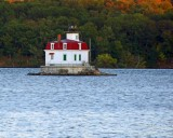 NY-Hudson River Lighthouse