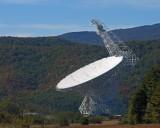 WV-Greenbank Radio Telescope