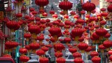 Grant Avenue Chinese Lanterns