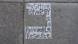Positive Energy is a Renewable Resource