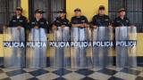 Plaza Mayor Policia