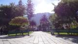 Urubamba Town Square