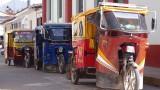 Urubamba Town Tuk Tuks