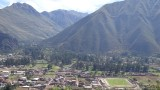 Overlooking The Sacred Valley