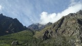 Andes Mountain Peaks