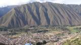 View of Urubamba
