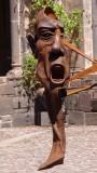 Qoricancha Museum Modern Art Sculpture