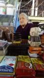San Pedro Market Chocolate Vendor