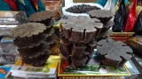 Lots of Chocolate at the Cusco San Pedro Market