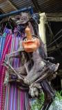 Strange things at Cusco's San Pedro Market