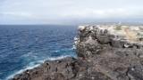 South Plaza Island Cliffs
