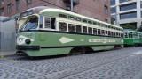 PCC Streetcar No. 1078 (SAN DIEGO LIVERY)