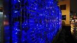 L Seven Blue Wall