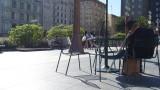 Union Square Nap