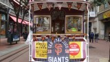 SF Giants Cable Car