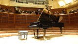 András Schiff's Piano at the San Francisco's Davies Symphony Hall