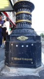 Powell Street Lamppost