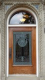 Pittock Mansion Door