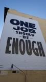 One Job Should Be Enough
