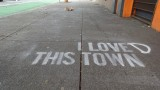 I LOVE-D THIS TOWN