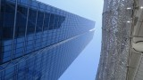 Millennium Tower and ransbay Transit Center