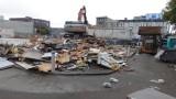 Burger King Demolition